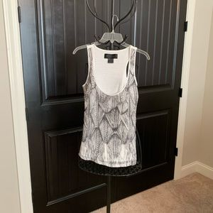 Kardashian Kollection | Dressy Tank | XS | EUC